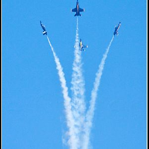 Blue Angels - Seafair 2009