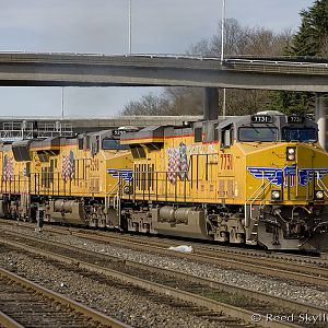Union Pacific Tagged