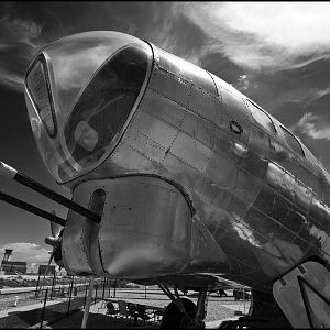 Flying Fortress Nose
