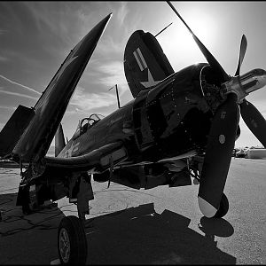 Backlit Corsair