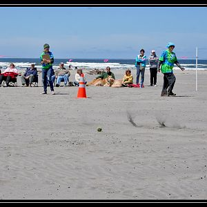 Doggie Olympics Games Long Beach WA 2011