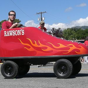 Rawson Shoe Car