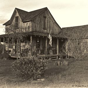 Marvin Sylester Wood house 1870s