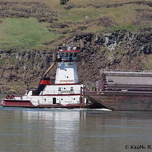Up-River Tug