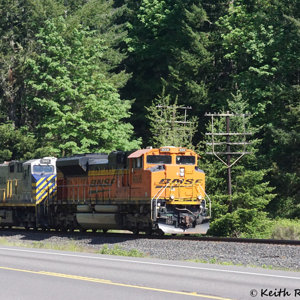 BNSF on Foreign Rails