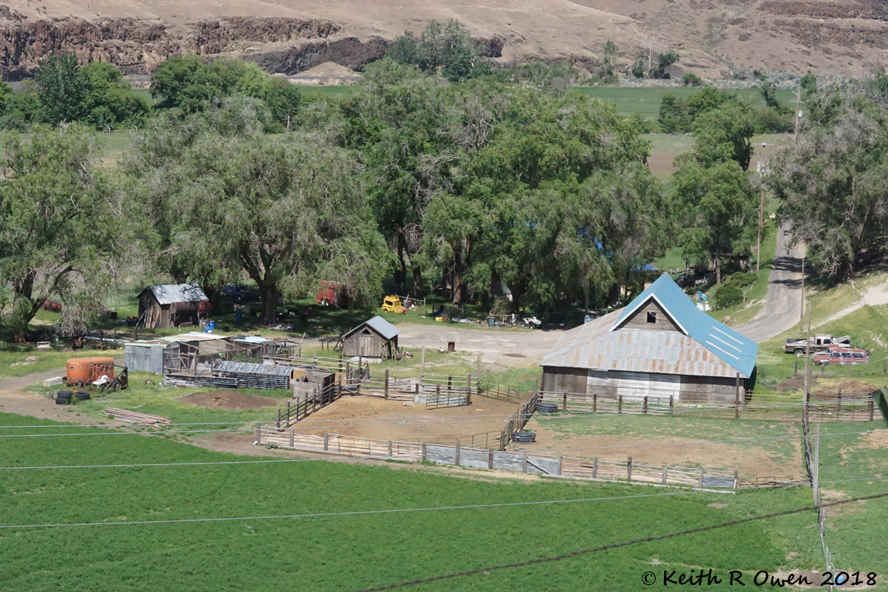 Ranch Buildings